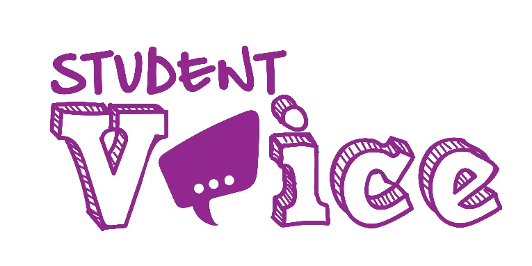the words, student voice
